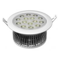 Quality 15W LED ceiling light, LED down light with 15pcs LED for sale