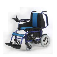 Quality Comfortable Disabled Indoor Electric Wheelchair 15km - 20km Driving Range for sale