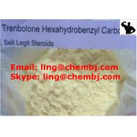 Wholesale Tren Anabolic Steroid Tren Hexahydrobenzyl Carbonate for Muscle Building Trenbolone Steroids from china suppliers
