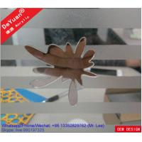 Wholesale Private Wall Decoration Mirror Acrylic Sheet Plexiglass Customized from china suppliers