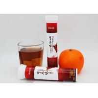 Wholesale Cola Flavor Effervescent Energy Tablets Customized Formula Health Care Supplement from china suppliers
