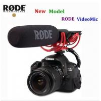 Wholesale Rode VideoMic studio microphone professional condenser microphones for Digital Camera from china suppliers