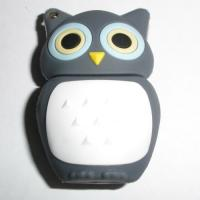 Wholesale Logo engraved available owl USB memory stick 1GB 2GB 4GB 8GB 16GB 32GB from china suppliers