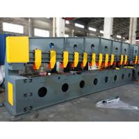 Wholesale Steel Plate Edge Milling Machine 0.75kw Chamfering 12m - 50mm Thickness from china suppliers