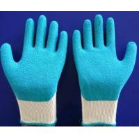 Wholesale 13 Gauge Seamless Nylon Glove Coated With Foam Latex,Nyon Latex Work Gloves from china suppliers