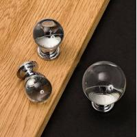 Wholesale Different size fashionable crystal ball door handle from china suppliers
