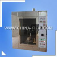 Wholesale LX-Z17 IEC60695 Glow Wire Test Apparatus , Glow wire tester with Chamber from china suppliers