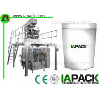 Wholesale Rotary Premade Pouch Packing Machine from china suppliers