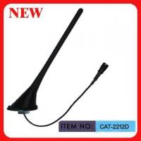 Wholesale Electronic Car Radio Antenna Black Mast Fit Golf Peugeot Mazda​ from china suppliers