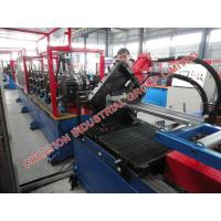 Wholesale Steel Window / Door Frame Roll Forming Machine With Mitsubishi PLC Controller from china suppliers