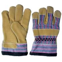 Wholesale Winter leather work glove 88PBSFL from china suppliers