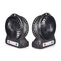 Wholesale Intelligent Li - Ion Battery USB Mini Fan Strong Wind Mist Cooling from china suppliers
