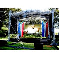 Wholesale Outdoor Waterproof SMD LED Display , P8 Stage RGB LED Screen from china suppliers