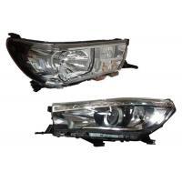 Wholesale OE Spare Parts For Toyota Hilux 2015 Revo Head Lamp Assy Normal and LED Light from china suppliers