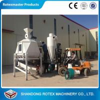 Wholesale Animal Feed Counter Flow Cooler with Screener , Wood pellet cooler from china suppliers