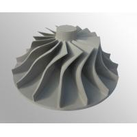 Wholesale Vacuum High temperature nickel base alloy turbo turbine wheel investment casting from china suppliers
