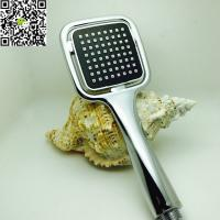 Wholesale Rectangular Single Function Shower Head / Powerful Shower Head With Handheld from china suppliers