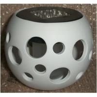Wholesale solar ceramic night light from china suppliers