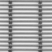 Quality Stainless Steel Facade Mesh/Stainless Steel Architectural Mesh With AISI 304/316 for sale
