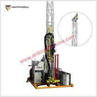 Quality 200m geological exploration survey multifunction drill rig machine for sale