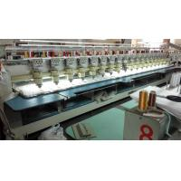 Wholesale High Efficiency Used Barudan Embroidery Machine Multi Needle For Cap T Shirt from china suppliers