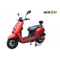 Wholesale LED Headlight Girls Electric Moped , Electric Scooter For Women DC Brushless Motor from china suppliers