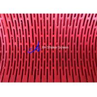 Wholesale 2740x325/6x50 Slot Staggered Polyurethane Screen With Strip Fixing from china suppliers