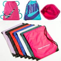 Wholesale elegant and graceful 100 polyester drawstring bags  selling well all over the world from china suppliers