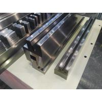 Wholesale Hardness Bending Die High Quality  Press Brake Punching Tooling With 3150mm Length from china suppliers