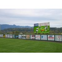 Wholesale LED Advertising Display Screens For Football Stadium , Large Led Video Display Board from china suppliers
