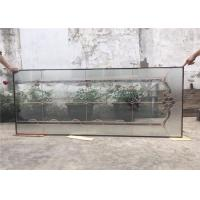 Wholesale Home Decorative Glass Panels, Brass Nickel  Patina Decorative Glass from china suppliers