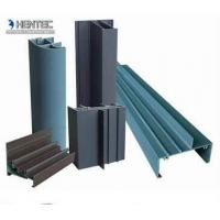 Wholesale Industrial 6063  aluminum extrusion profiles Anodized / powder painted from china suppliers