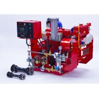China UL Listed FM Approved Diesel Engine Driven Fire Pump With Jockey Pump Set on sale