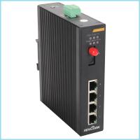 Wholesale SFP ring 5 port managed gigabit switch rack , managed industrial ethernet switch 10Gbp from china suppliers