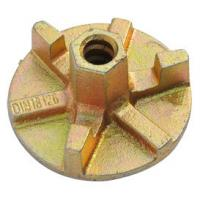 Wholesale Dywidag type ductile casting wing nut for formwork construction from china suppliers