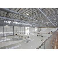 Wholesale Pre Engineering Steel Structure Hangar , Shockproof Large Span Steel Structures from china suppliers