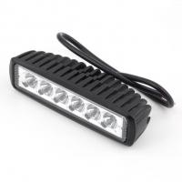 Wholesale Worthtrust Slim 18W LED Car Work Light Bar for Truck/SUV/ATV from china suppliers