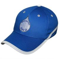 Blue cotton golf baseball hats embroidery cool
