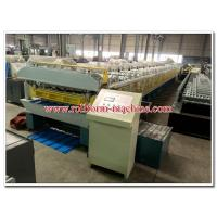 Wholesale Corrugated Long Span Aluminium Roofing Sheet & Step Tile Roof Sheets Corrugation Machine from china suppliers