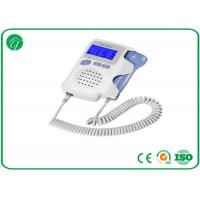 Wholesale Professional Ultrasonic Fetal Doppler Machine Earphone CE / FDA Approved from china suppliers