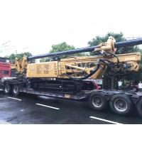 Buy cheap Yellow Rotary Drilling Rigs with cummins engine max drilling depth 32m / Max output torque 100 KN.m from wholesalers