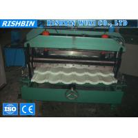 Wholesale Continuously Roof Tile Roll Forming Machinery from china suppliers