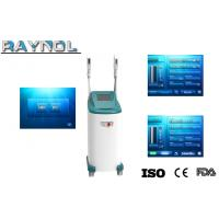 Wholesale Laser Hair Removal SHR IPL Machine 2 Handpieces 3000W OPT With SHR / SSR Handle from china suppliers