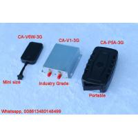 Wholesale Motorbike WCDMA 3G GPS Tracker , Water Proof GPS Vehicle Tracker Locator from china suppliers