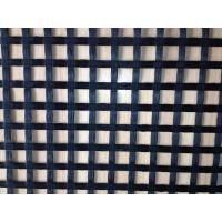 Wholesale Bitument Coated Fiberglass Geogrid Reinforced Retaining Wall Black Color from china suppliers