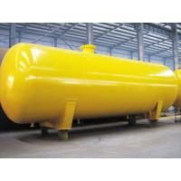 Wholesale Chemical Storage Pressure Vessel Tanks Q345R For Liquid Ammonia / Industrial from china suppliers