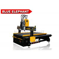 Wholesale 1300*2500*300mm Multi - Head CNC Router  1325 , woodworking cnc wood router from china suppliers