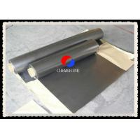 Wholesale 1 MM Thickness Graphite Foil Sheet , Heating Resistant Expanded Graphite Sheet from china suppliers