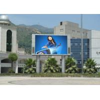 Wholesale Big RGB LED Screen Billboard P6 P10 P16 , Indoor LED Video Wall high refresh rate from china suppliers
