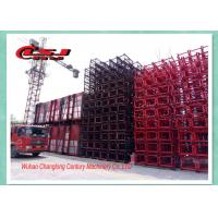 Wholesale Building Site Rack And Pinion Elevator Hoisting Equipment Frequency Control from china suppliers